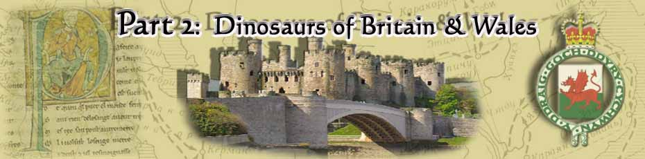 Dinosaurs of Britain and Wales